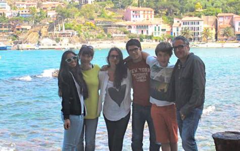 Joana Ospina Takes France