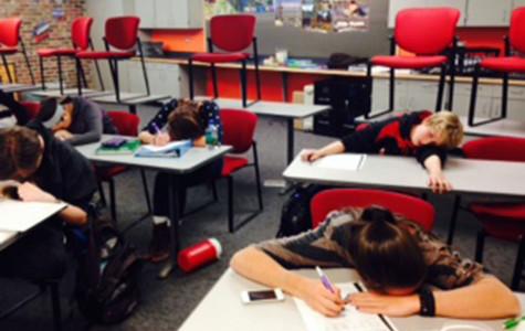 More Sleep=Happier Teacher's and Student's