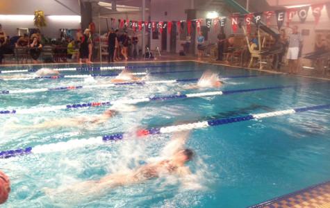 AHS Swim Team Strokes Toward a Great Season