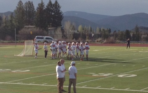 Boys' Lacrosse Wins First Playoff Game