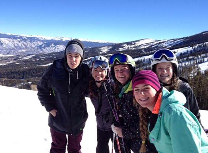 The Skier Scribbler : Aspen Gets Star Struck
