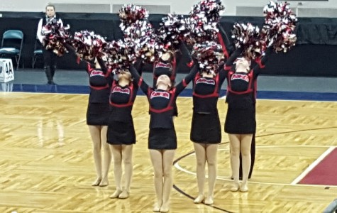 Dance Team Leaps Into 2nd Place At States