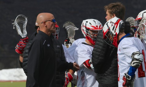 Boy Lacrosse Team Switches Coaches