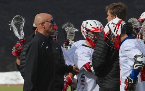 Boys Lacrosse Team Switches Coaches
