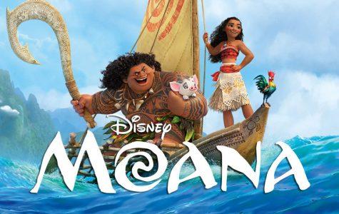"""""""Moana"""" Movie Review"""