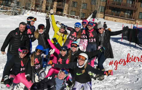 AHS High Alpine Team Wins Home Race