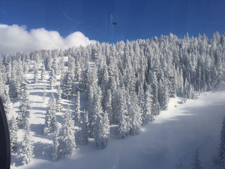 Aspen+Mountain+earlier+this+year+covered+in+snow.