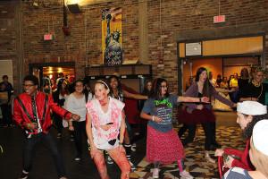 Halloween at Aspen High