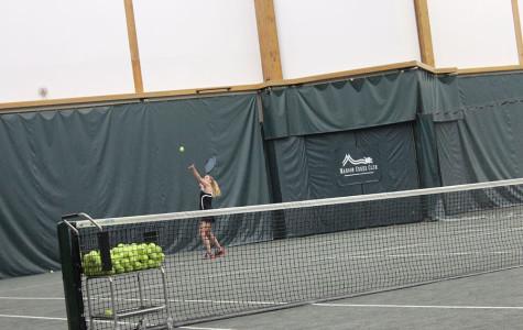 AHS Girl's Tennis Team Preview