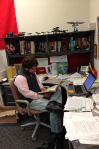 New AHS Teacher, David Fregly