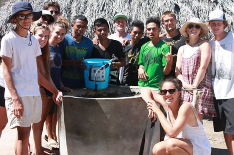 H20 Club Surfs into Indonesia