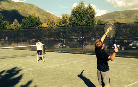 Boy's Varsity Tennis Gears-Up for States