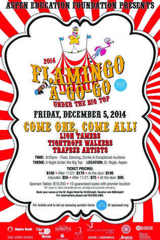 Flamingo A-Go-Go will take place Friday, December 5th, at the St. Regis.