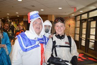 AHS's 2014 Annual Halloween Costume Contest