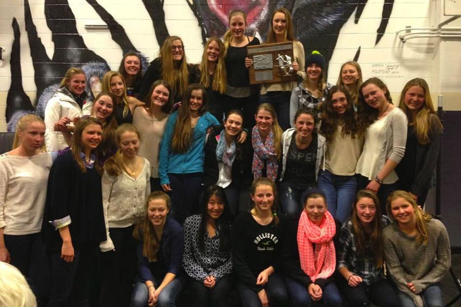AHS+Skiers+taking+the+2nd+place+as+of+the+2013%2F2014+season