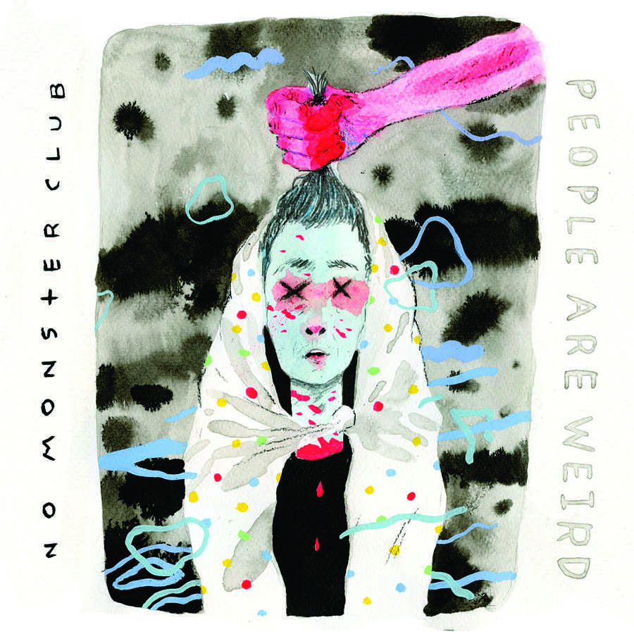 People+Are+Weird+was+released+on+February+6.