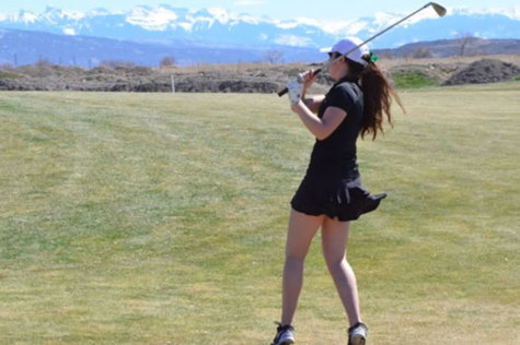 Girls Golf Drive Their Way to Regionals