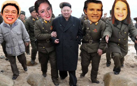 AHS Young Communists Travel to North Korea