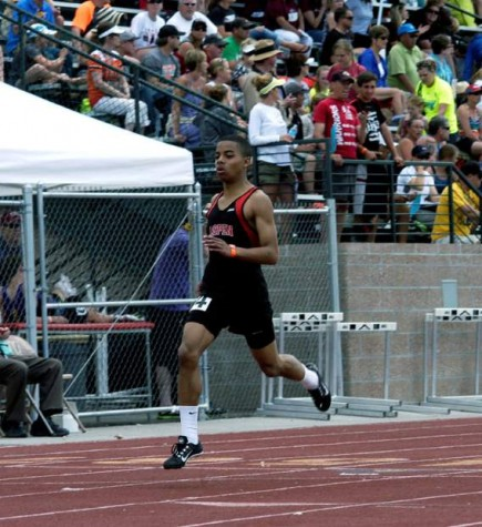 AHS Track Team Off To The Races