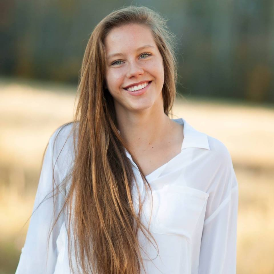 Senior Claire Boronski