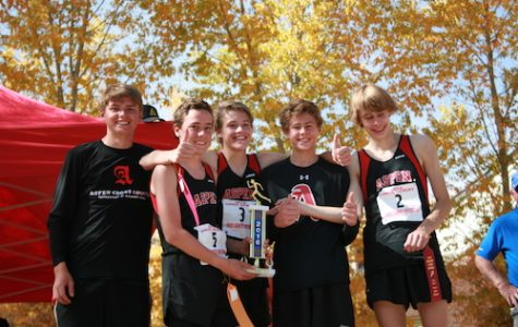 AHS Cross-Country: Run for Fun
