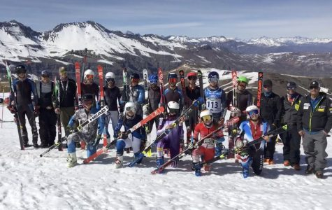Aspen Boys Hit the Slopes in Chile