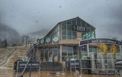 Winter is Coming to Aspen