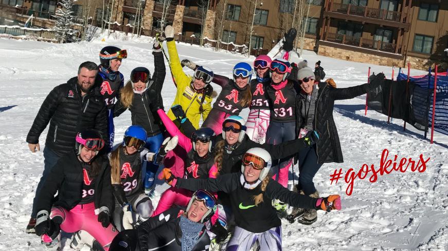 AHS+Alpine+Team+