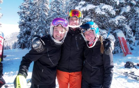 Ski Team at Sixteen