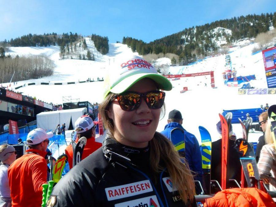 Just+18+years+old%2C+Melanie+Meillard+of+Switzerland+was+among+the+youngest+competitors+to+ski+in+the+2017+FIS+World+Cup+Finals.+On+Saturday%2C+she+finished+an+impressive+fifth+place+in+the+women%E2%80%99s+slalom+race.