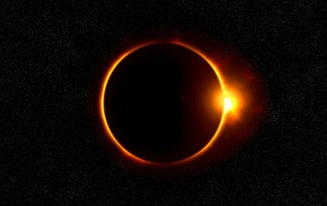 A Fiery Show By Nature; The 2017 Solar Eclipse