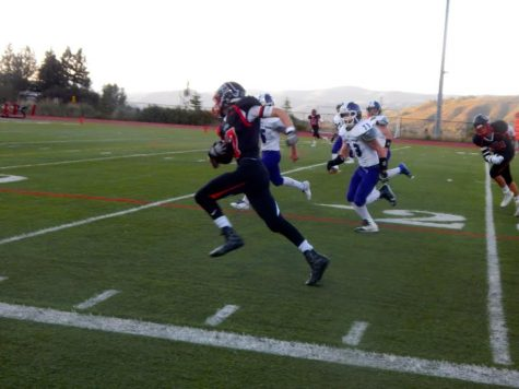 Back-to-back wins for AHS Skiers Football