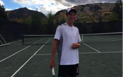 Boys Tennis Team on the Rise