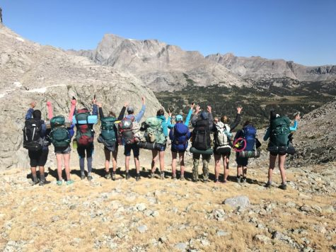 Wind River Wilderness Backpacking Experience