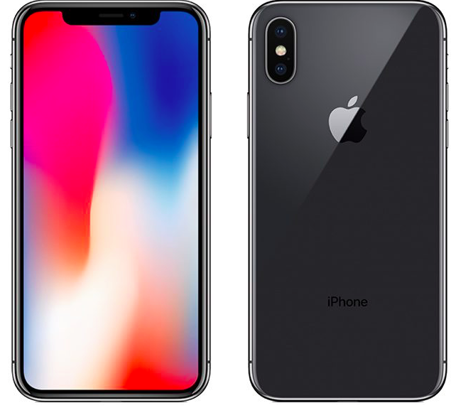 iPhone+X+Space+Gray+model.