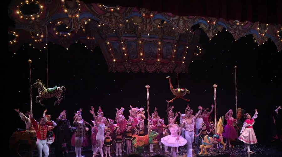 The+cast+of+ASFB%27s+Nutcracker+after+an+evening+performance.+