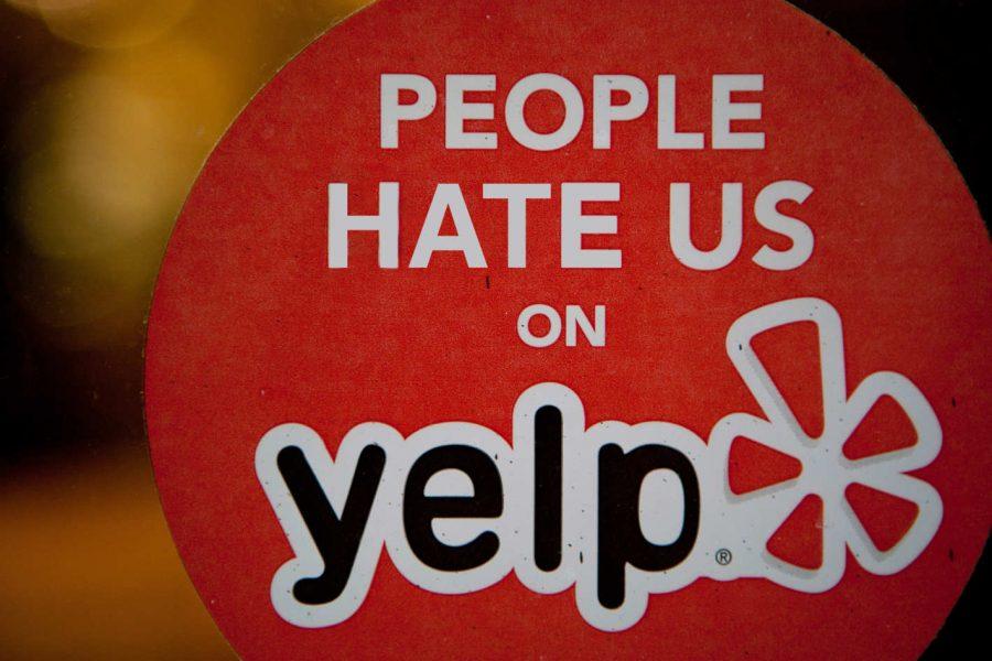 Anti-Yelp Poster