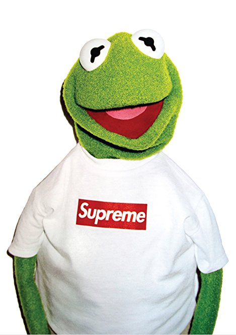The+holy+Kermit+the+Frog+poster