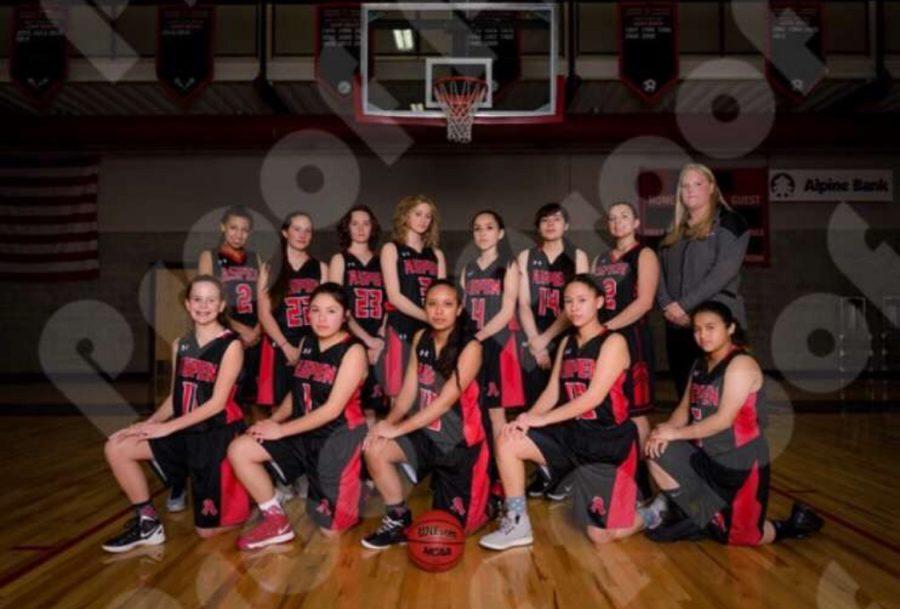 AHS+girls+basketball+team.