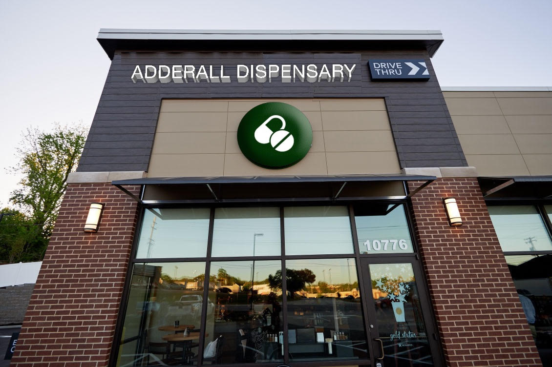 Adderall Dispensary