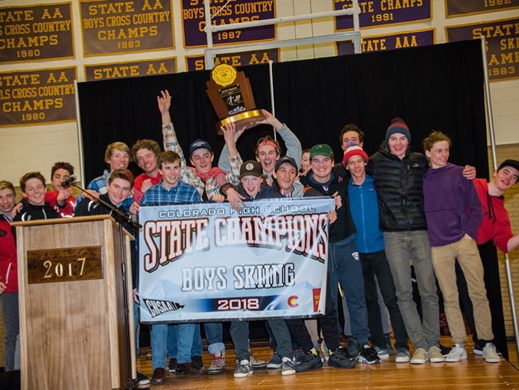 AHS+ski+team+wins+State+Championship+in+Leadville%2C+Colorado.