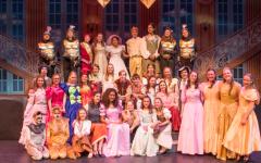 Behind the Scenes of AHS's Cinderella