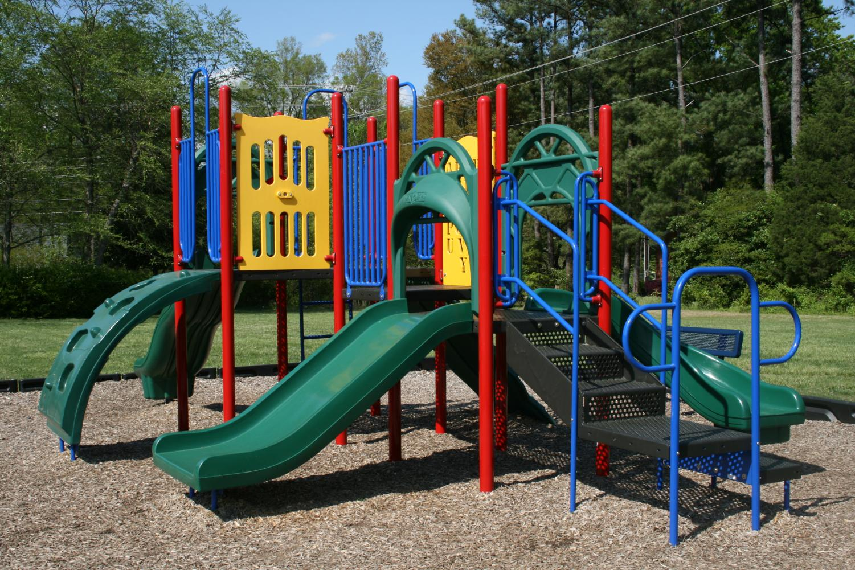 Empty playground.