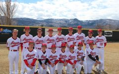AHS Baseball Team Hits It Out of the Park