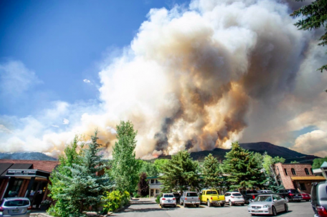 Lake Christine Fire affects ASD students and teachers