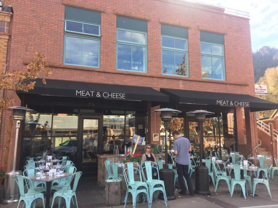 Meat and Cheese welcomes locals into their open doors during the off-season.