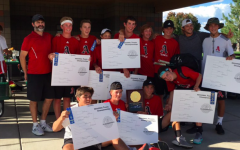 AHS Boys Varsity Tennis wins region title for the second year in a row