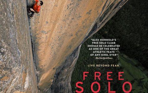 Free Solo, a harrowing adventure