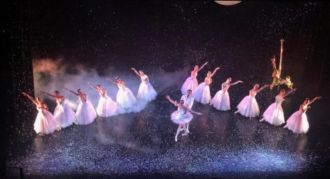 Locals are going nuts over the Nutcracker ballet
