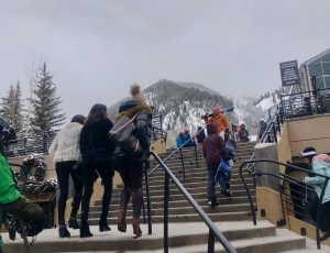 Aspen, Colorado – the mini Hollywood